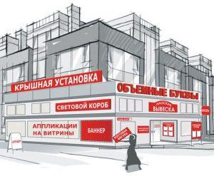 вывески в ульяновске